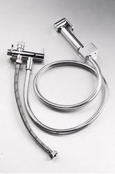 Picture of GIO Round Trigger Spray Brass SET with 2 ways valve