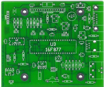 Picture of Board gate motor PCB EXPERT 500 (SWITCH MODE)