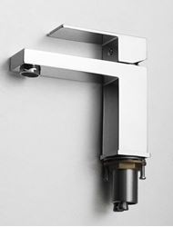 Picture of Malta square BASIN mixer