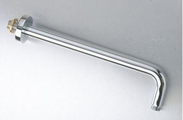 Picture of Round  shower arm Brass 24 x 400 mm GR24/400