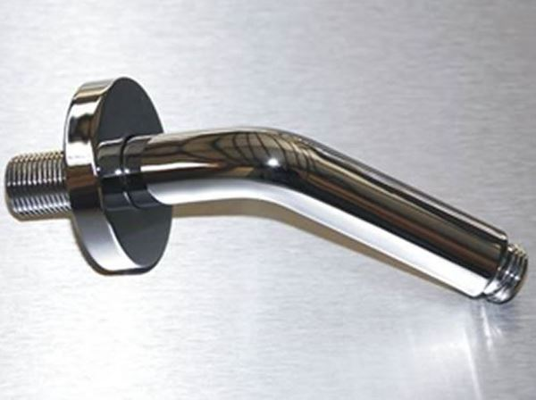 Picture of Small Round Shower Arm Brass Chrome plated