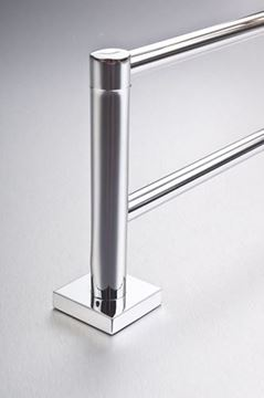 Picture of DOUBLE Towel Rail, 550 mm, range KE3700