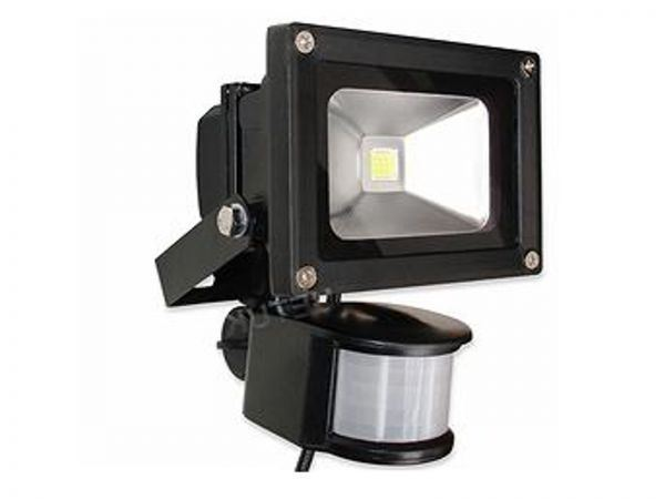 Picture of 30W LED Floodlight with PIR sensor