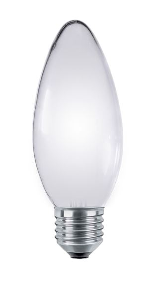 Picture of 3W LED candle light frosted