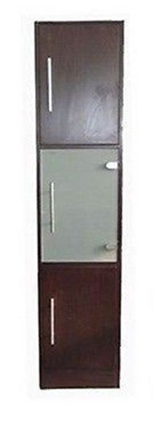 Picture of Export - Bathroom cabinet 3 doors one frosted glass 1400 mm H wall mounted