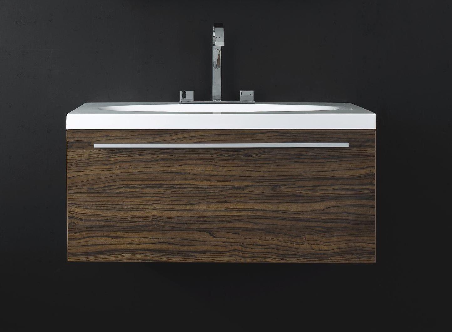 belle armoire de salle de bain 915l mm 1 tiroir ref ekc1d915 klaus klein exclusive design