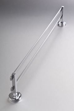 Picture of Varese DOUBLE Towel RAIL 760 mm Length