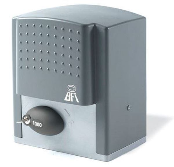 Picture of BFT Ares motor ONLY for residential sliding gates up to 1500 kg