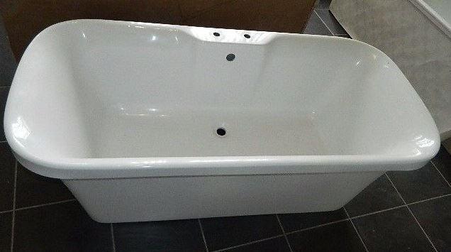 RAFAEL free standing acrylic bath, 1800 x 900, SA manufacturer ...