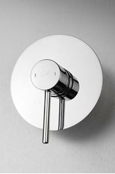 Picture of Torino Round  Concealed  SHOWER/BATH mixer