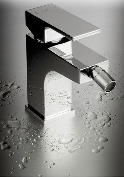 Picture of Malta square BIDET mixer