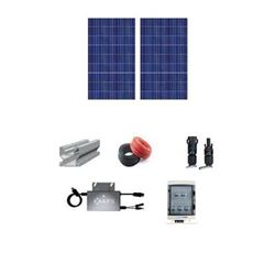Picture of 0.46 kW Solar system On Grid No Batteries