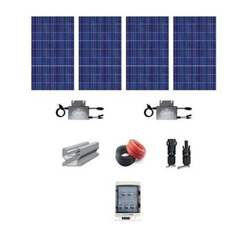 Picture of 0.92 kW Solar system On Grid No Batteries