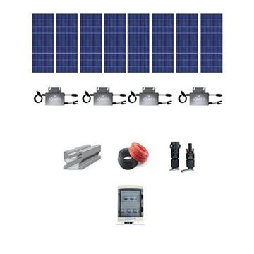 Picture of 1.84 kW Solar system On Grid No Batteries