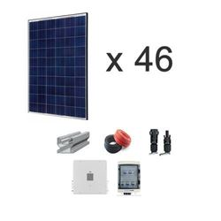 Picture of 10.58 kWp Solar system On Grid No Batteries