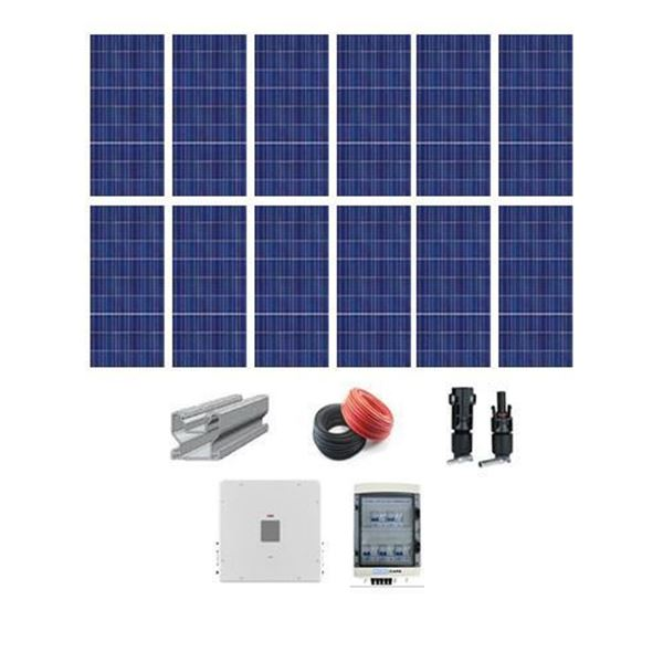 Picture of 2.76 kW Solar system On Grid No Batteries