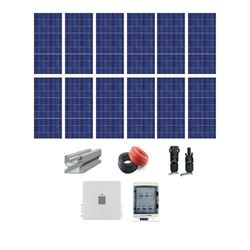 Picture of 4.14 kW Solar system On Grid No Batteries