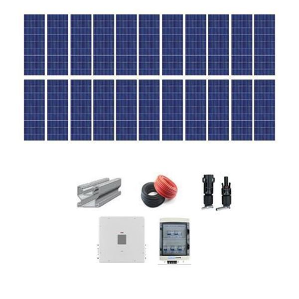 Picture of 5.2 kWp Solar system On Grid No Batteries
