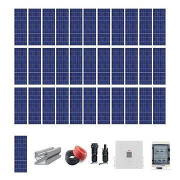 Picture of 7.82 kWp Solar system On Grid No Batteries
