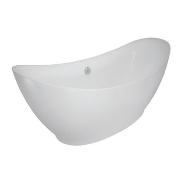 Picture of LA ROCHELLE Luxurious Freestanding  acrylic bath  1730 x 800 x 800 mm H
