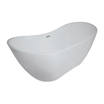 Picture of Bijiou Toulouse Freestanding acrylic bath 1800 x 800 x 720 mm H