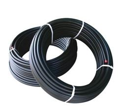 Picture of High density polyethylene (hdpe) pipes class 12.5 and 16. From 20 to 75 mm diameter