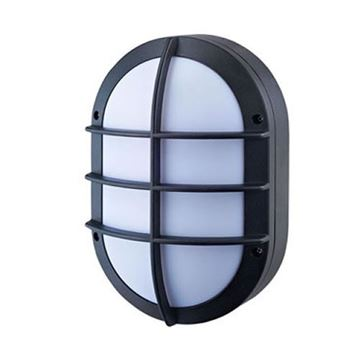 Picture of Lighting bulkhead black