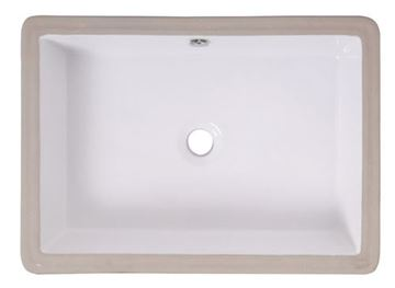 Picture of Bijiou Elegant under counter basin 560 x 395 x 150mm