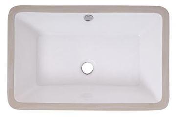 Picture of Bijiou Platine under counter basin 520 x 340 x180