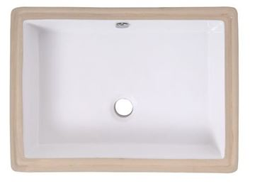 Picture of Bijiou Resonner under counter basin  500 x 360 x 150 mm