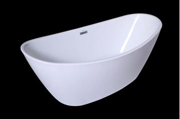 Picture of Bjiou CANNES Luxurious Freestanding acrylic bath 1700 x 800 x 730 mm H
