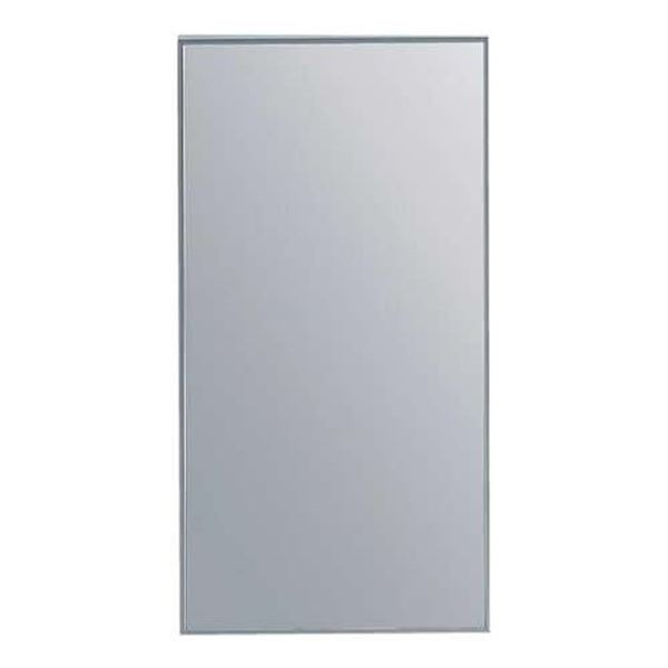 Picture of Elegant Bathroom Mirror with aluminum frame, 500 mm x 900 mm