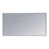 Picture of Modern Bathroom Mirror with aluminum frame, 400 mm L x 1200 mm, ref KGMR1200AL