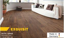 Picture of Kronotex Laminate flooring Exquisit NOSTALGIE TEAK