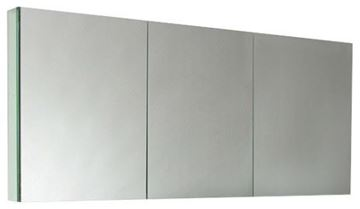 Picture of 1500 mm L Mirror Bathroom cabinet / Medicine cabinet with 3 soft closing doors and 2 shelves