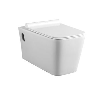 Picture of Bijiou Opale wall hung toilet