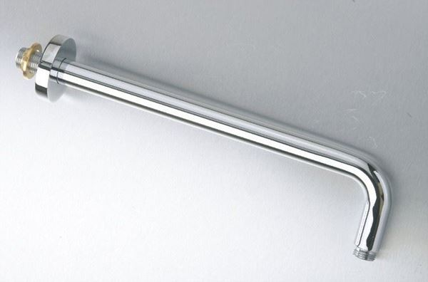 Picture of Round Shower Arm 400 mm L x 24 mm dia brass