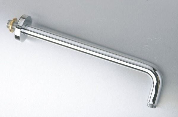 Picture of Round Shower Arm 400 mm L x 30 mm brass