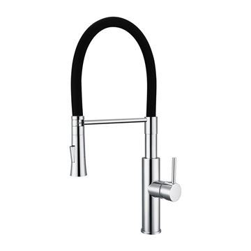 Picture of Bijiou Vilaine Kitchen Sink mixer pull down with 2 functions