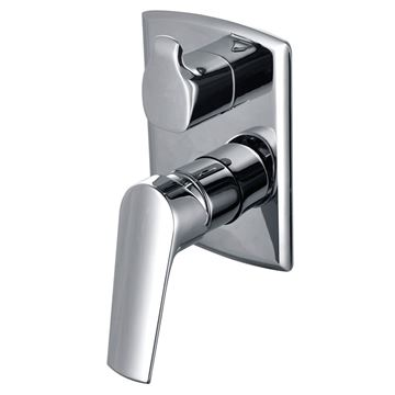 Picture of Montana bath and shower concealed DIVERTOR mixer