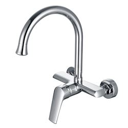 Picture of Montana KITCHEN sink mixer wall type