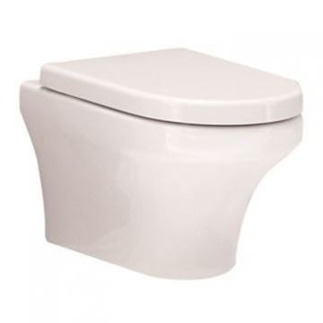 Picture of Gural Vit Sole wall hung toilet set