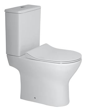 Picture of Arctic Top Flush Close Couple Suite