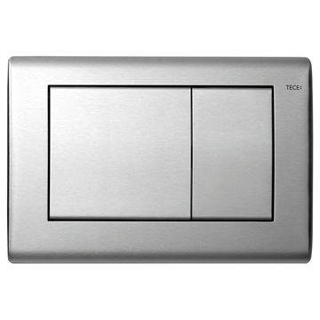 Picture of TECE Planus stainless steel push plate for concealed cisten