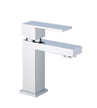 Picture of Tanzanite square basin mixer in Sale