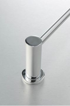 Picture of Demola Single Towel Rail, 760 mm length