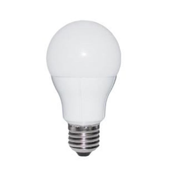Picture of 6W LED A60 bulb, 230V 50 Hz, E27, 450 Lm, 90% energy saving, 3 years GUARANTEE