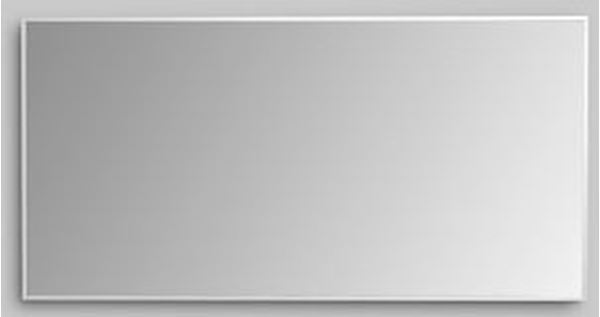 Picture of Contemporary Mirror with aluminum frame,1200 mm x 600 mm