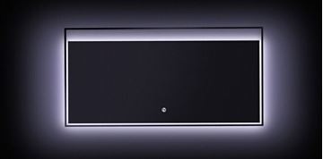 Picture of LED Mirror 900 mm W x 600 mm H with On/Off Touch Light Switch