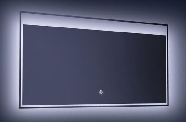 Picture of LED Mirror 1200 mm W x 600 mm H with On/Off Touch Light Switch